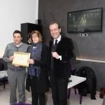 Premiazione vincitore